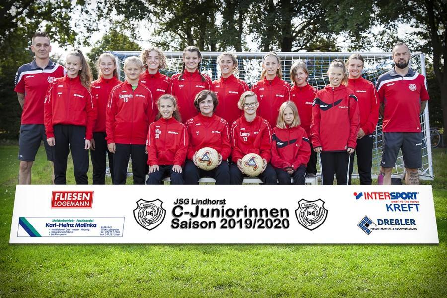 C-Mädels 2019-2020