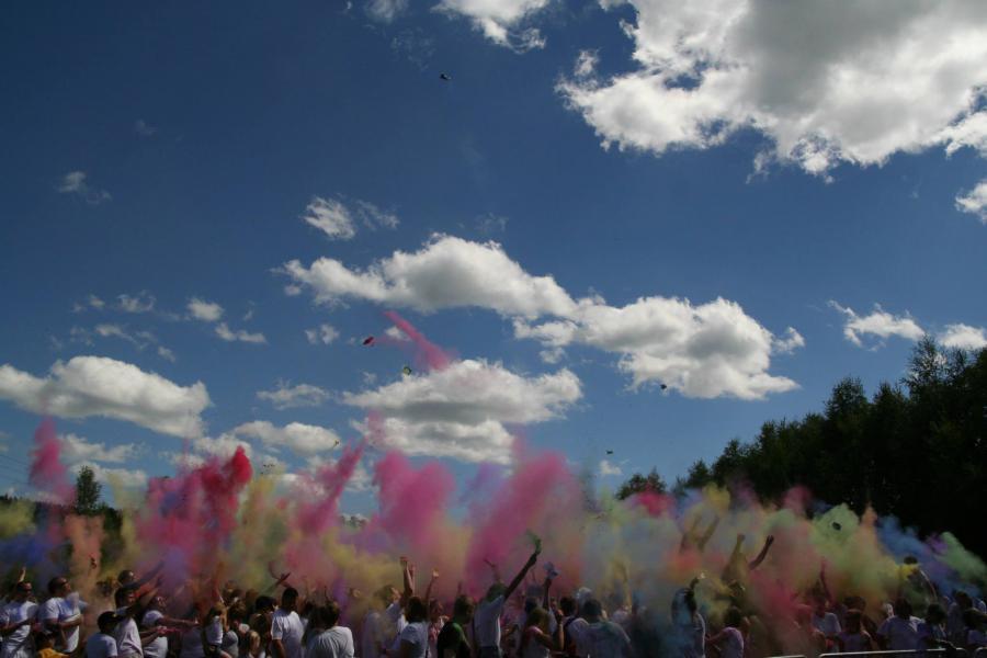 Farbfestival