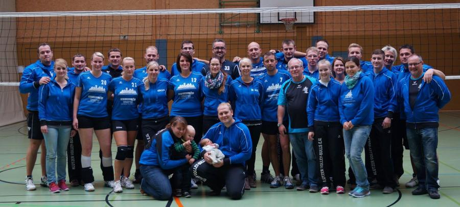 VolleyBulls 2014