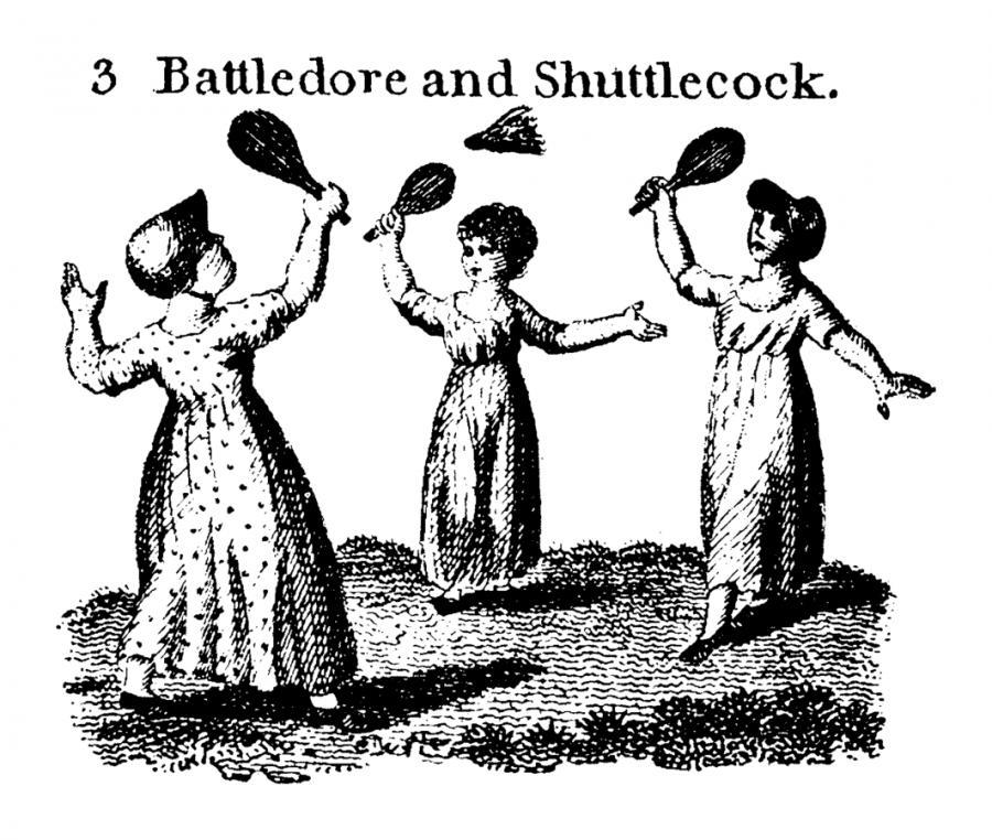 Illustration aus einer britischen Zeitschrift von 1804