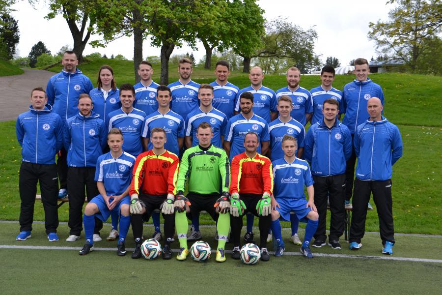 1. Mannschaft 14-15