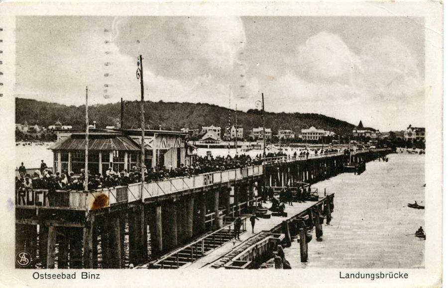 10 Binz 1925