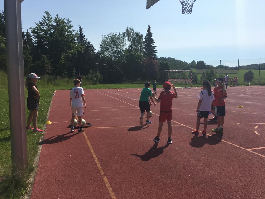 Schulfußballtag