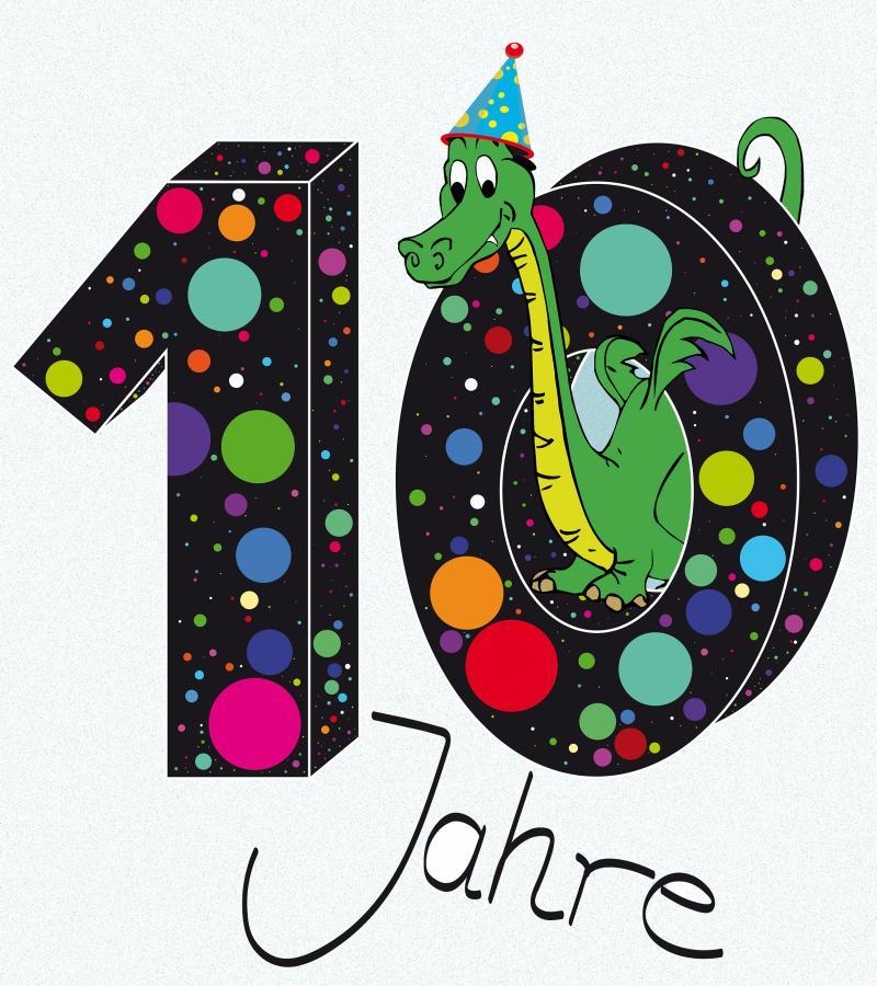 10 Jahre Fresserchen