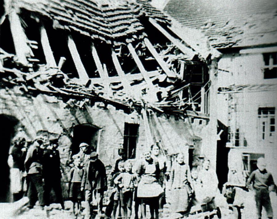 Bombenangriff 1941