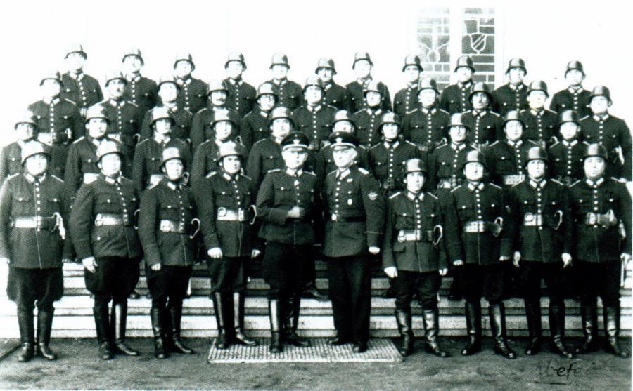 Polizeiamtswehr Zens