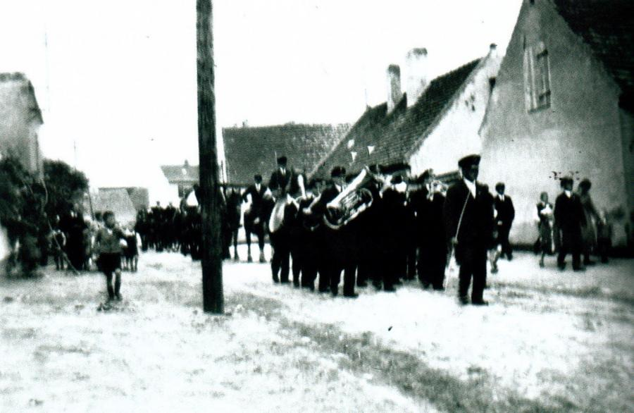Ringreiten 1936