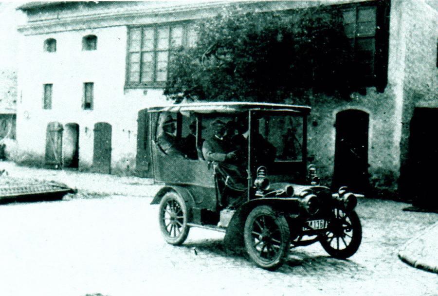 1. Automobil in Zens