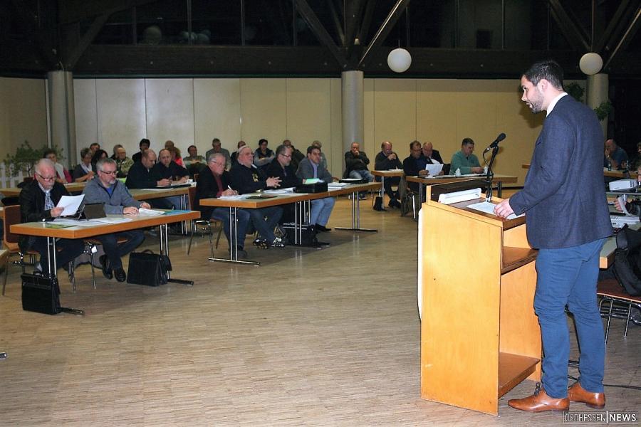 Stadtverordnetenversammlung 16.2.2017