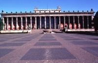 Berliner Museumsinsel: Das Alte Museum Foto: UNESCO