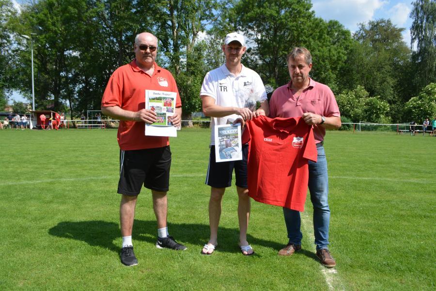Abschied Trainer Marcel Hartwig