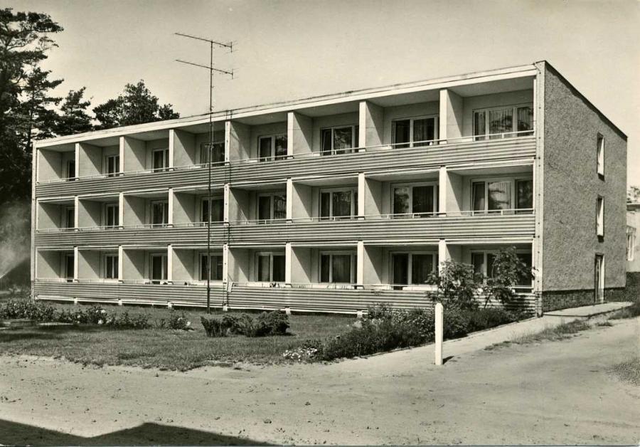 11 Baabe Ferienheim Haus II 1972
