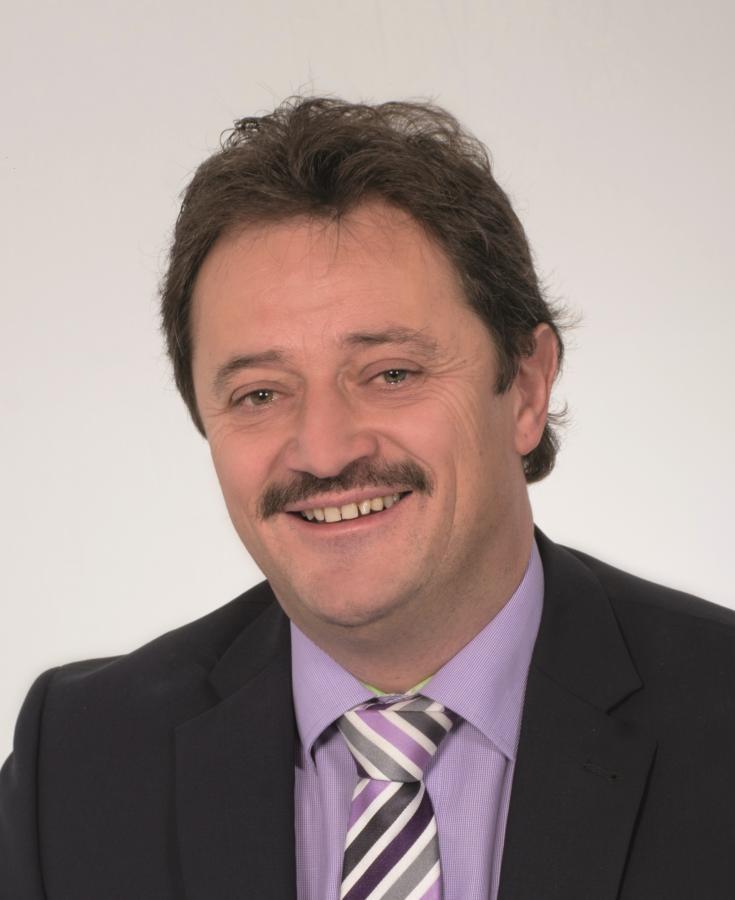 Bürgermeister Ralf Hilmes