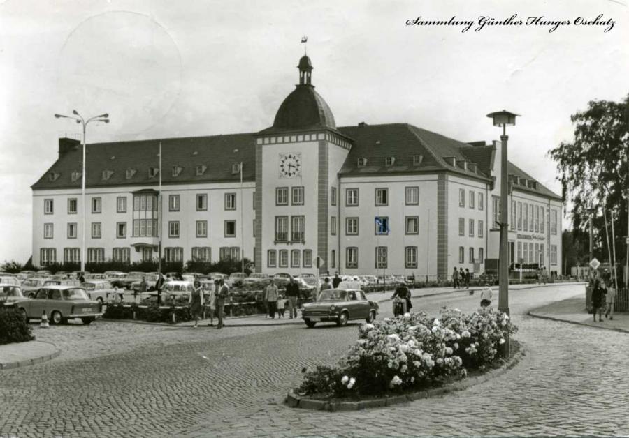 Sassnitz Am Seemannsheim John Schehr