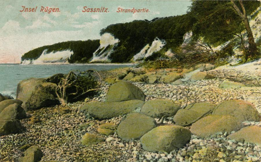 11 Sassnitz Strandpartie