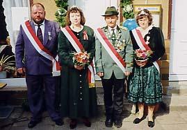 Königshaus 1997/1998