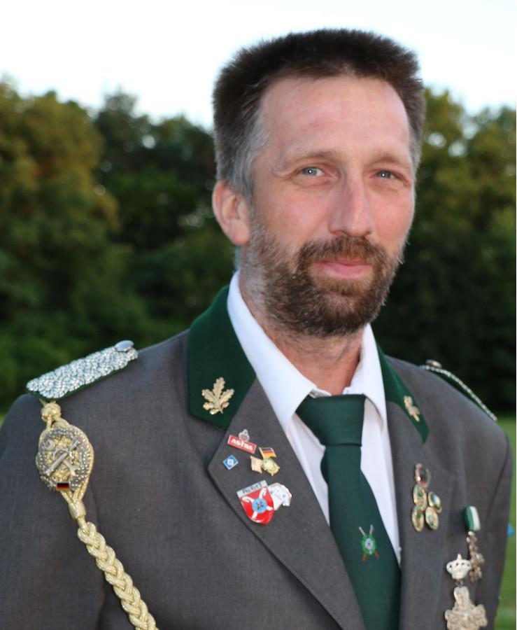 Stellvertretender Festausschussleiter Malte Holst 2017