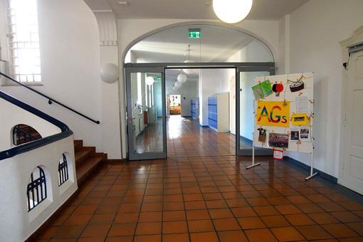 Schulhaus 1. Etage