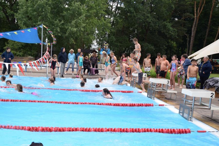 Rückblick 2018 - 12-Stunden-Schwimmen