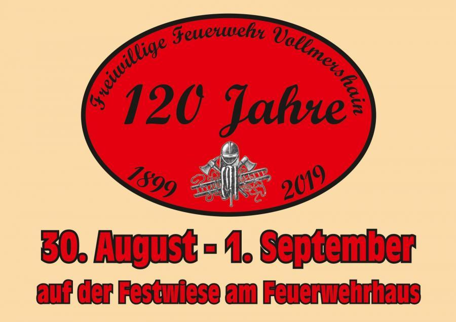 Logo 120 Jahre FFW