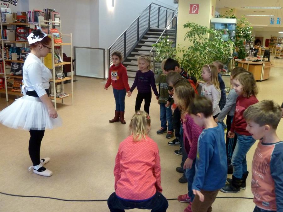 Veranstaltung zum Ballett