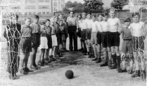 Manschaft 2 1950