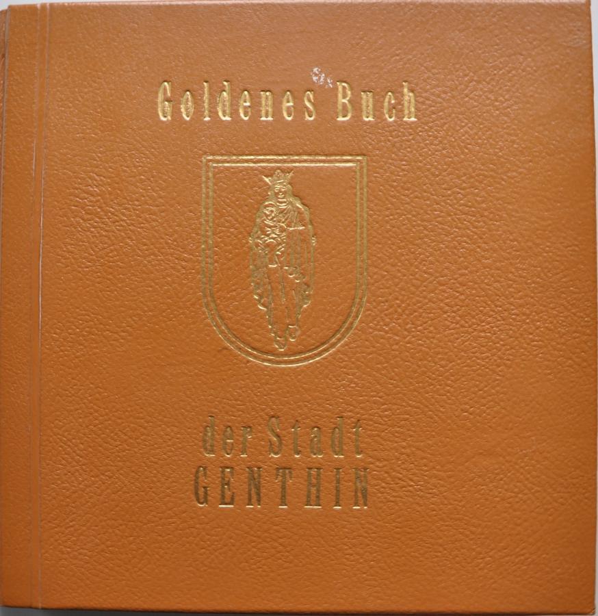 Goldenes Buch
