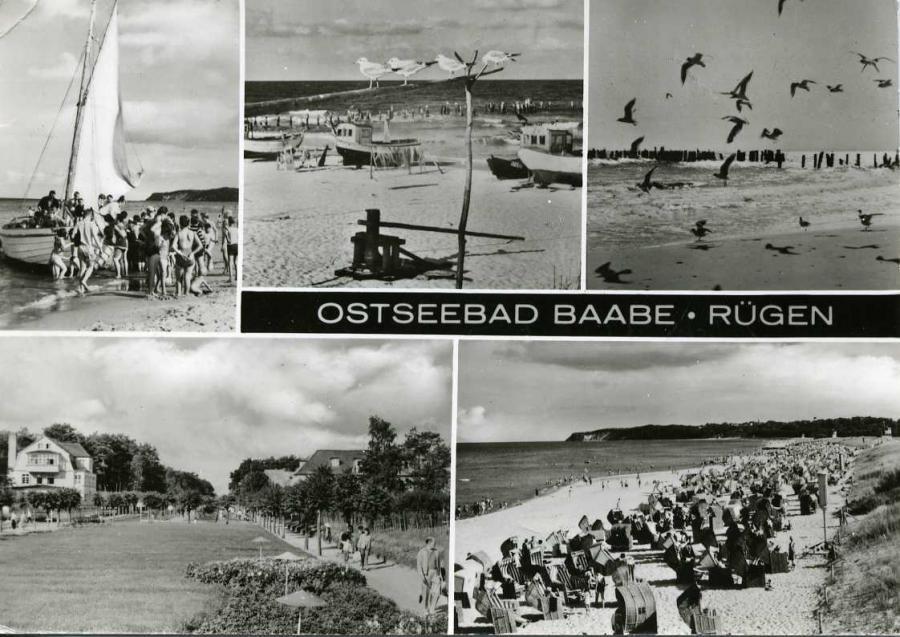 12 Ostseebad Baabe 1979