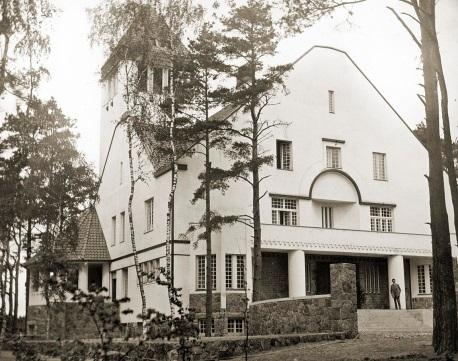 Foto: Haus Molchowsee 1908, © Carsten Bergmann