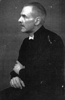 Pfarrer Martin Ueberschar