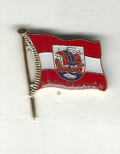 1330 Bremerhaven - Flagge