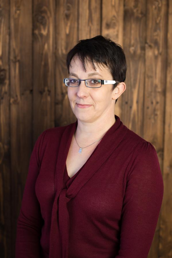 Bürgermeisterin Susan Falke