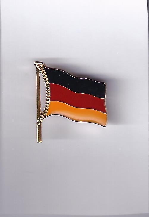 1358 Flagge Deutschland