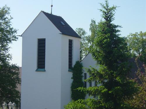 Evangelische Kirche 2007