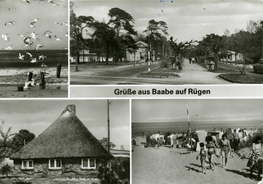 13 Grüße aus Baabe 1980