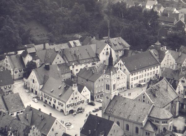 Marktplatz 1956