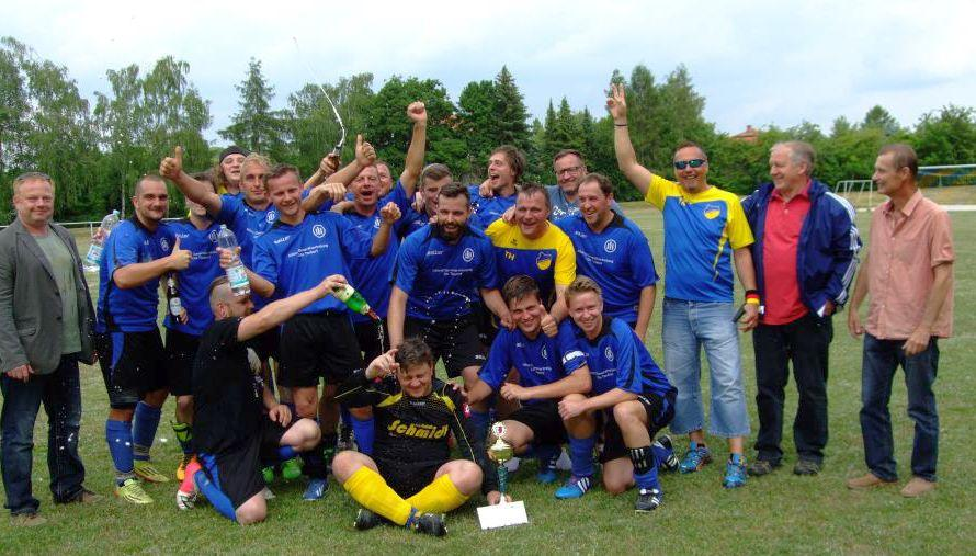1. Kreisklasse Staffel 3 SV Teuchern II