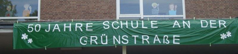 50 Jahr Banner