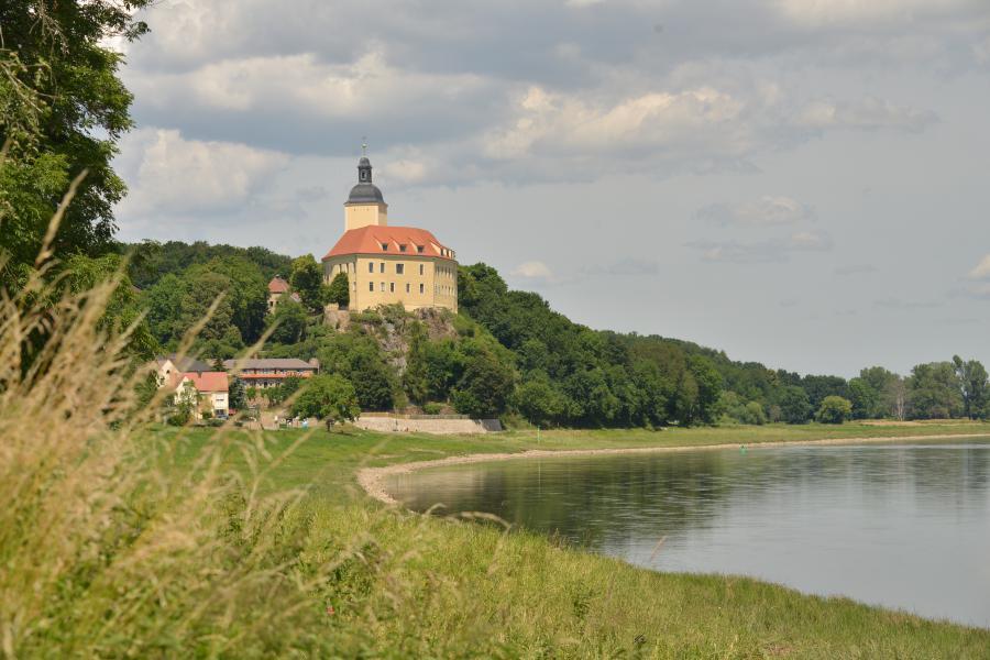 Schloss Hirschstein (Foto Petra Hornig)