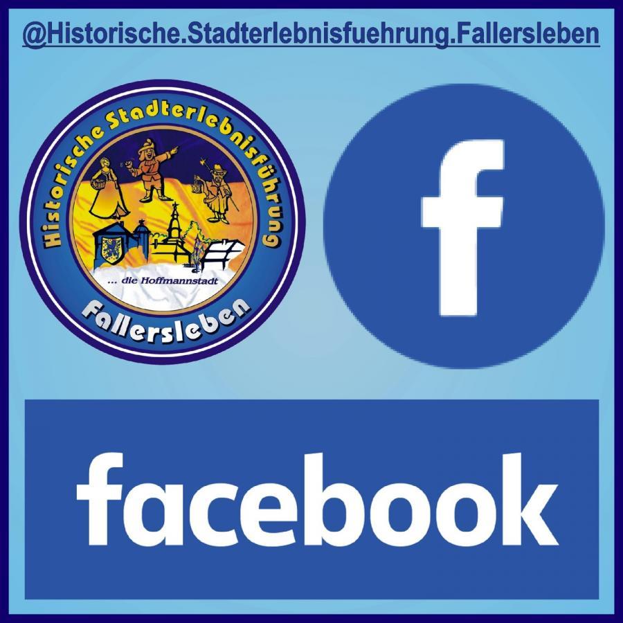 Logo Facebookseite Stadtführunf Fallersleben