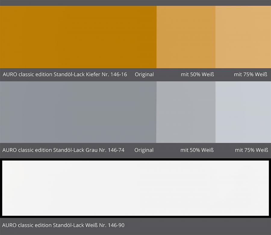 146 Farben