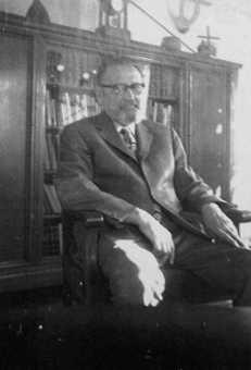 Pfarrer Karl Meyer