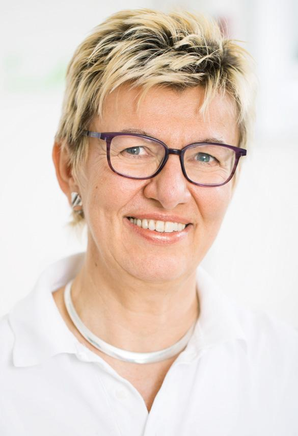Bürgermeisterin Dr. Doris Schmutzer
