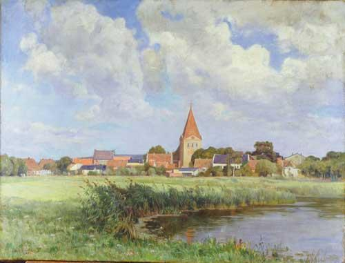 Franz Bunke: Schwaan