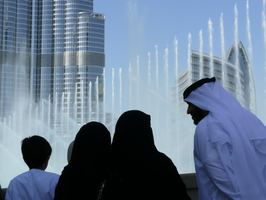 Dubai und Oman Foto Beyer
