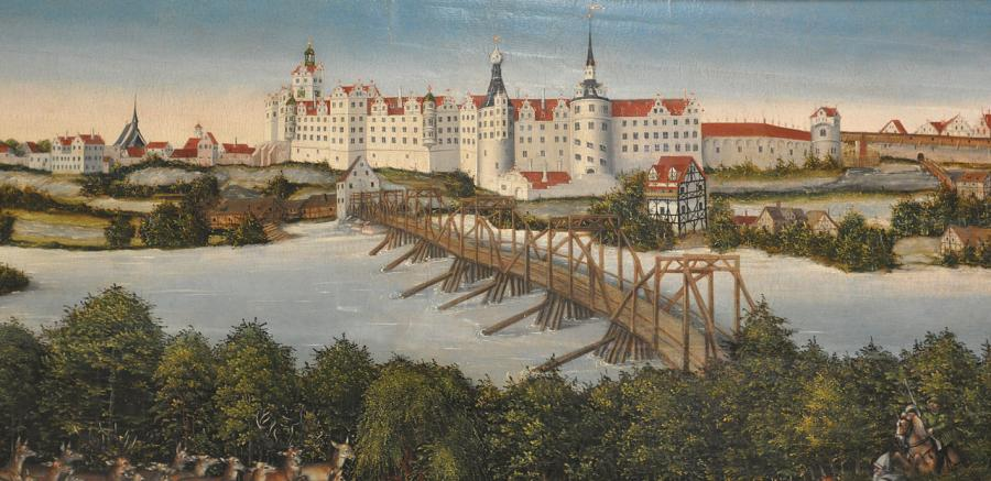 Lucas Cranach: Schloss Hartenfels