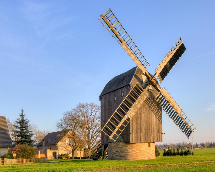 Paltrockwindmühle Hadicke