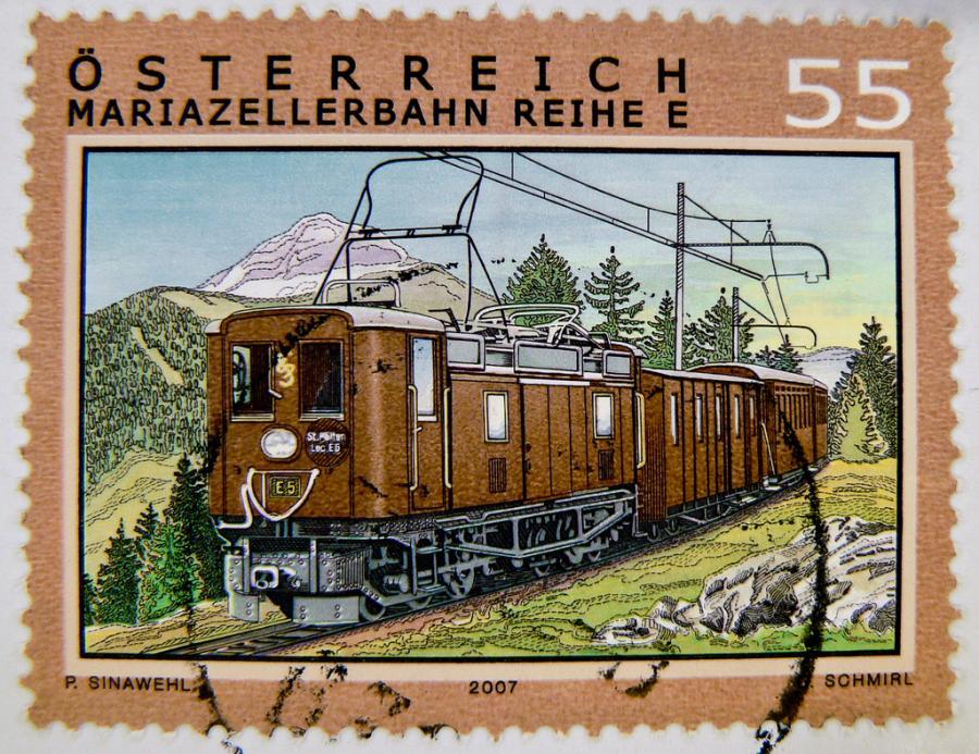 Eisenbahn Mariazell