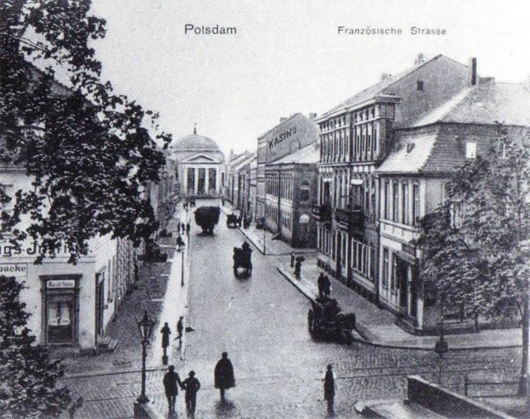 Französische Straße Potsdam