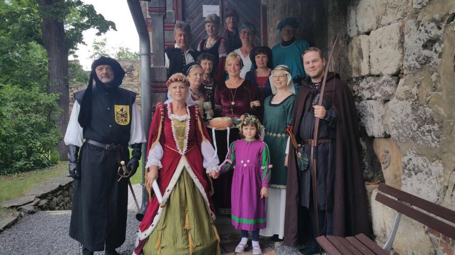 Burgfreunde im Förderkreis der Burg Ranis e.V.